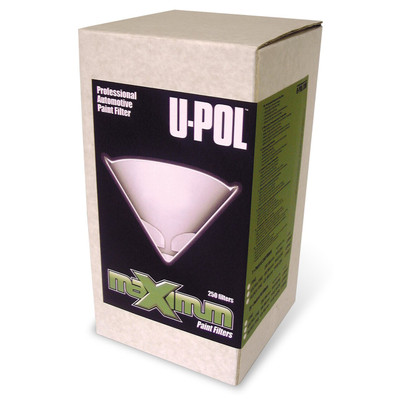 UPOL  PAINT STRAINERS (PK 250)