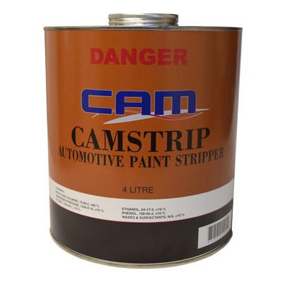CAM PAINT STRIPPER        4L