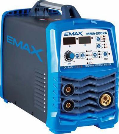 EMAX 200 AMP INVERTER MIG/TIG/ARC WELDER