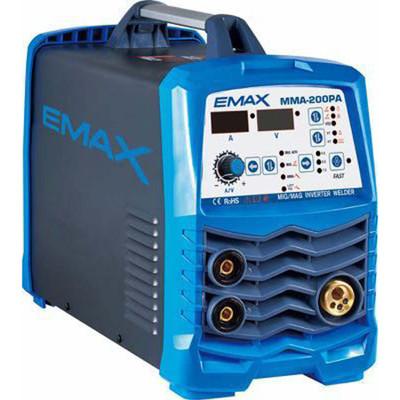 EMAX 200AMP INVERTER ARC-TIG WELDER