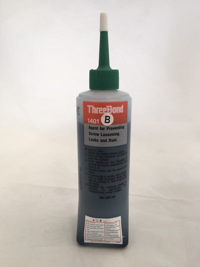 THREEBOND SCREW LOCKING AGENT- 200G GREEN TAMPER PROOF