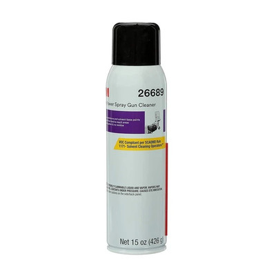 3M 26689 HIGH POWER SPRAY GUN CLEANER 426G P/PK