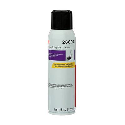 3m, 26689, high power spray, gun cleaner, 426g, tools