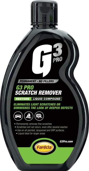 G3 Pro Scratch Remover Liquid
