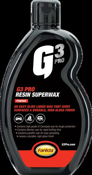 G3 Pro Resin Superwax