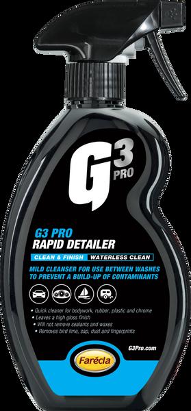 G3 Pro Rapid Detailer