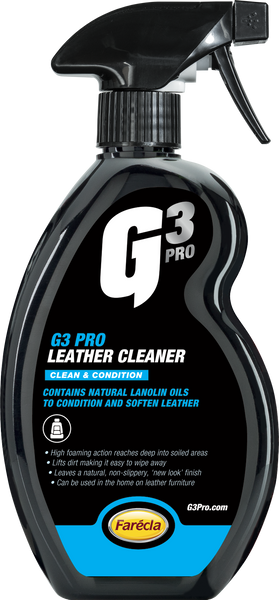 G3 Pro Leather Cleaner