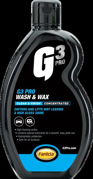 G3 Pro Wash & Wax