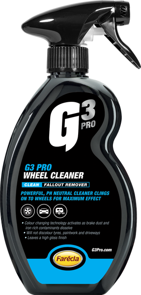 G3 Pro Wheel Cleaner