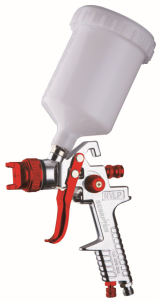 SCORPION GRAVITY FEED DELUXE SPRAY GUN - 1.4mm or 2.0mm Nozzle