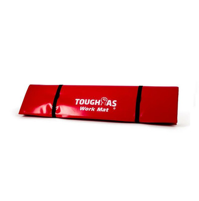 Tough-As Red Large Workmat - 2m x 1m