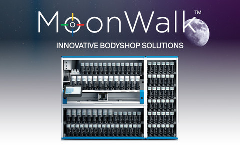 PPG's innovative 'MoonWalk' System increases Efficiency & Quality