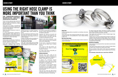 Using the right Hose Clamp is more important that you think!