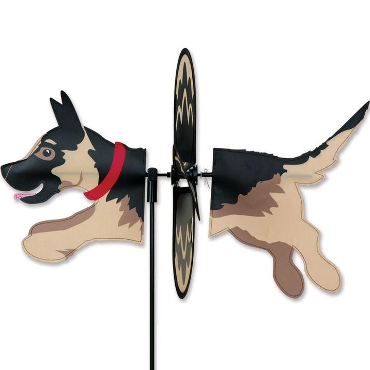 German Shepherd Petite Spinner