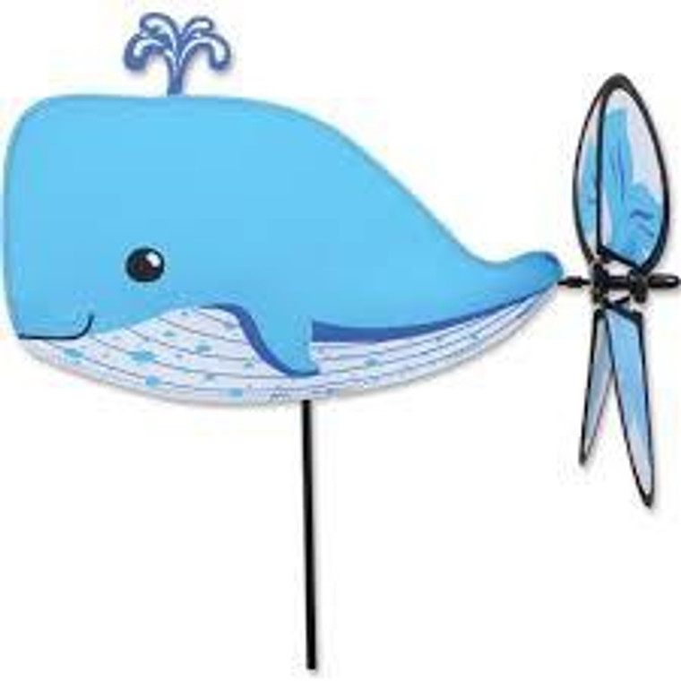 Petite Whale Spinner
