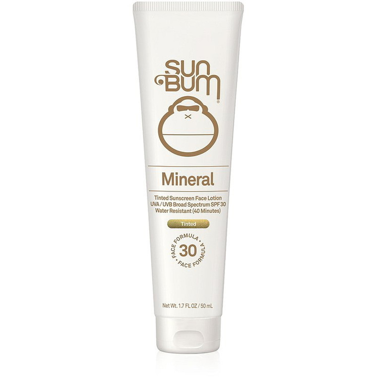 Tinted Mineral Face Sunscreen SPF 30