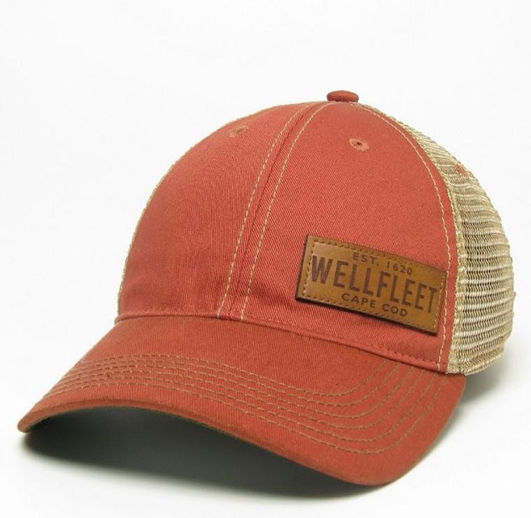 Wellfleet Cape Cod Plate Hat