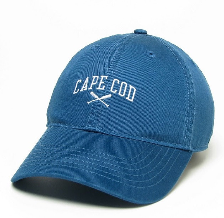 Relaxed Twill Cape Cod Oars Hat