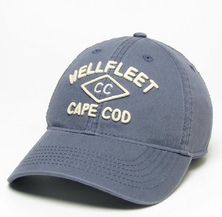 Relaxed Twill Wellfleet CC Diamond Hat