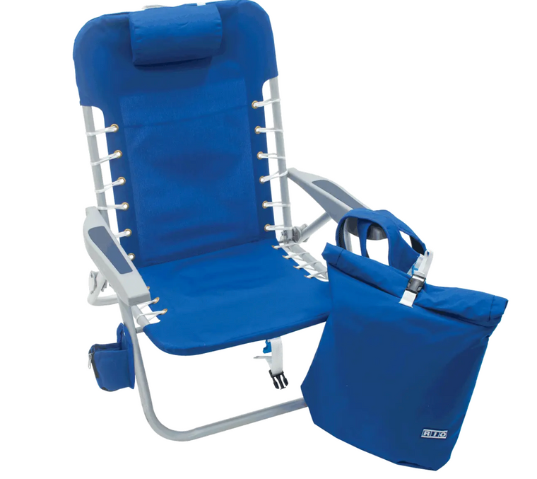 Lace Up Backpack Chair - Removable