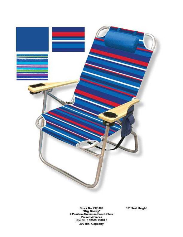 Big Daddy Chair Shop All Marconi's Beach Outfitters