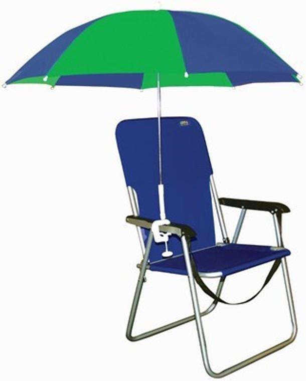 Clamp-on Umbrella