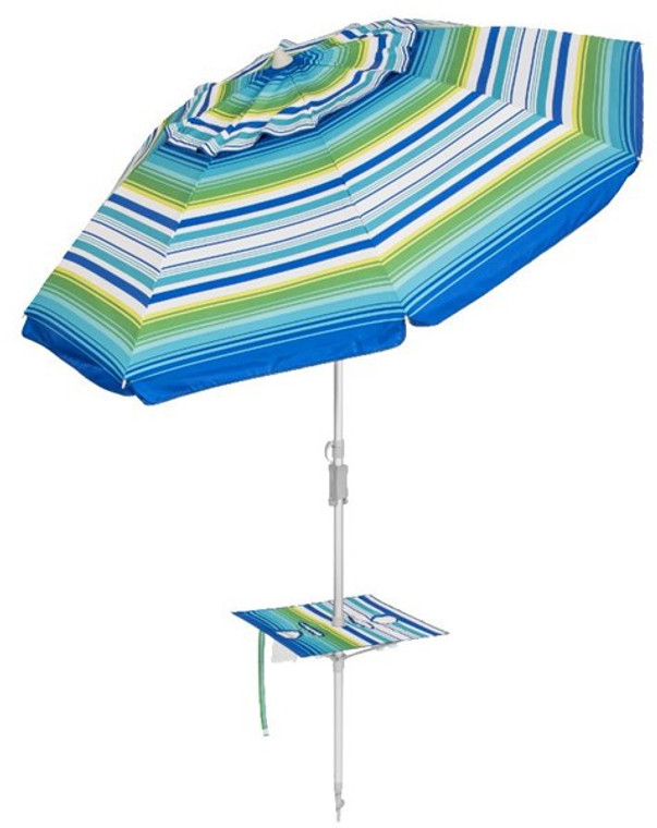 Beach Mania Umbrella w/ Table