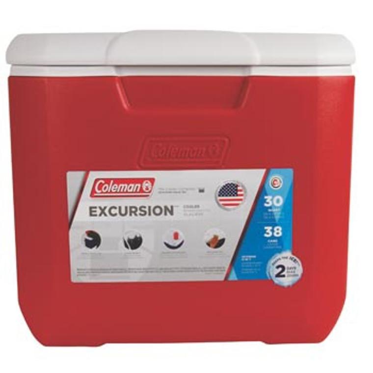 30 QT Excursion Cooler