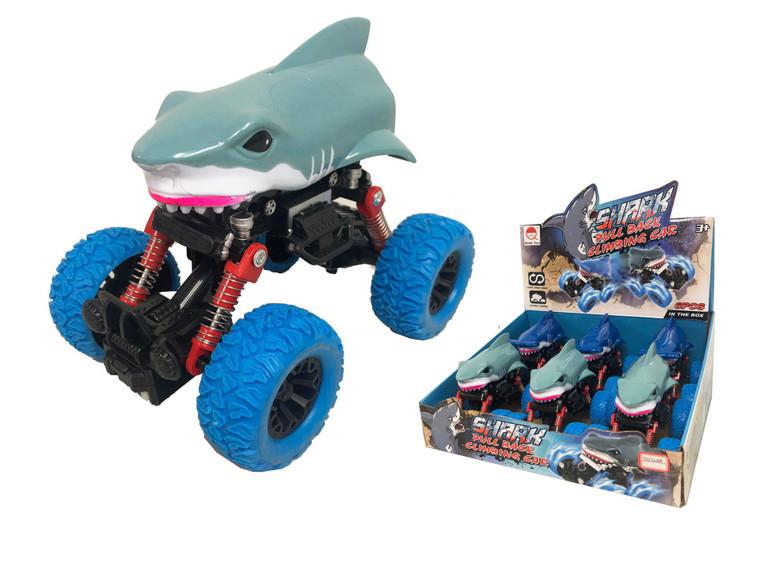 """5.5"""" Big Foot Shark Truck"""