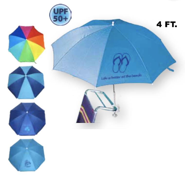 Clamp On Design Umbrella
