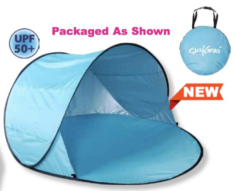 Easy Pop-Up Beach Tent
