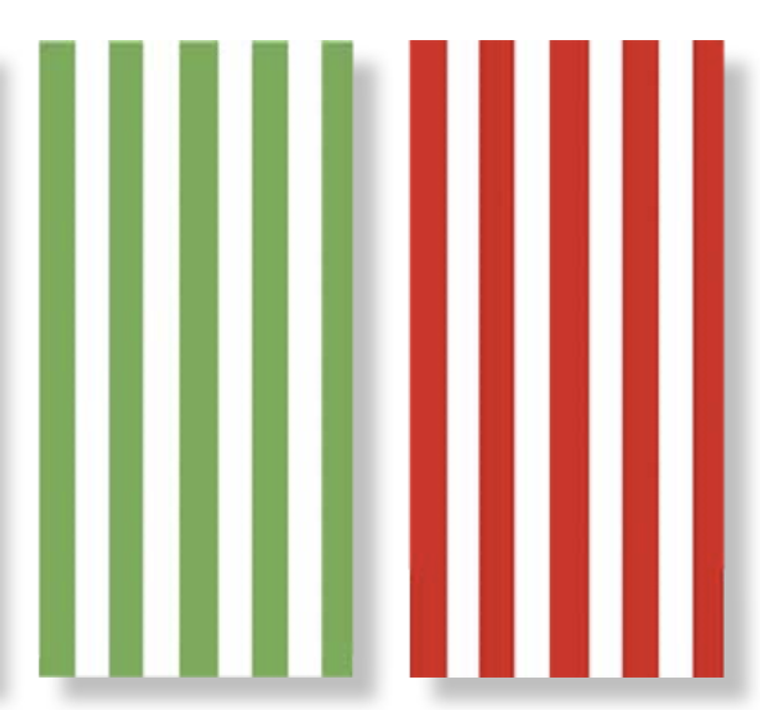 Striped Promo Towel