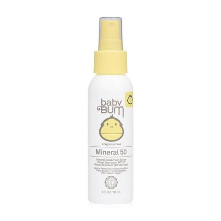 Baby Bum SPF 50 Mineral Spray