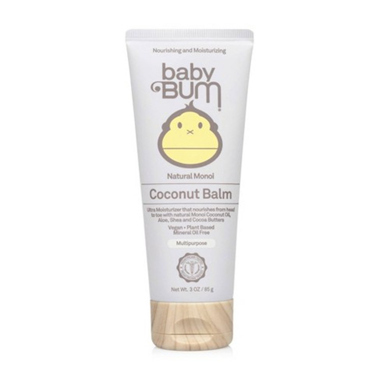 Baby Bum Coconut Balm Monoi 3oz.