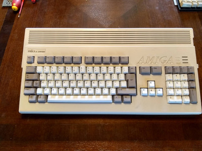 May 2020 Amiga 500 and Amiga 1200 Kipper2k replacement keyboard update.