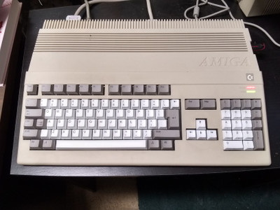 Amiga 500 and Amiga 1200 Kipper2k replacement keyboard update.