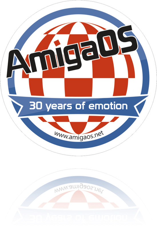 30 Years of emotion Sticker