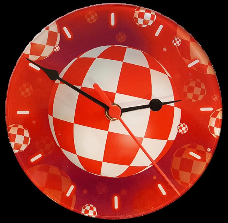 Boing Ball Wall Clock