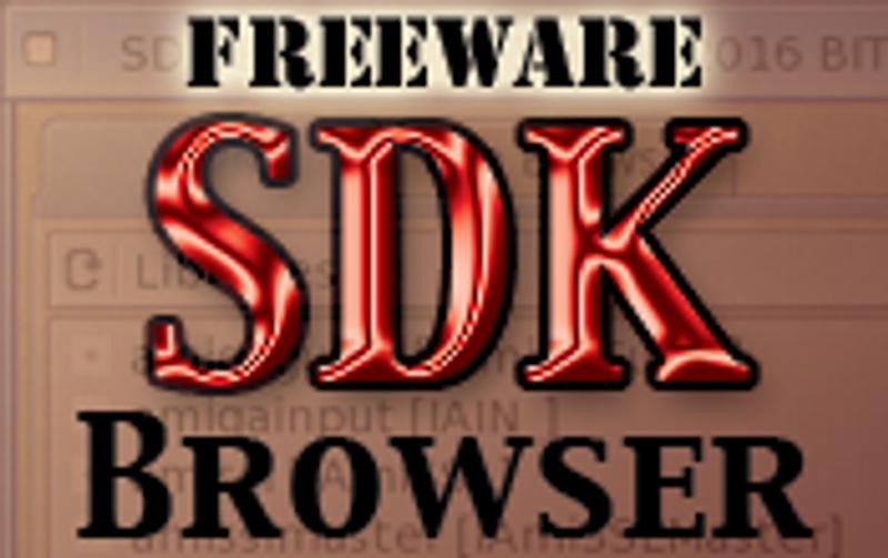 SDK Browser FREEWARE Edition