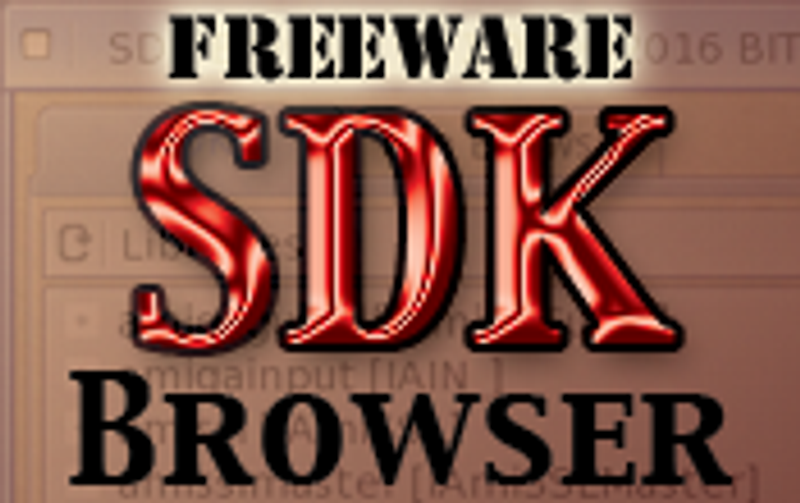 SDK Browser FREEWARE Edition