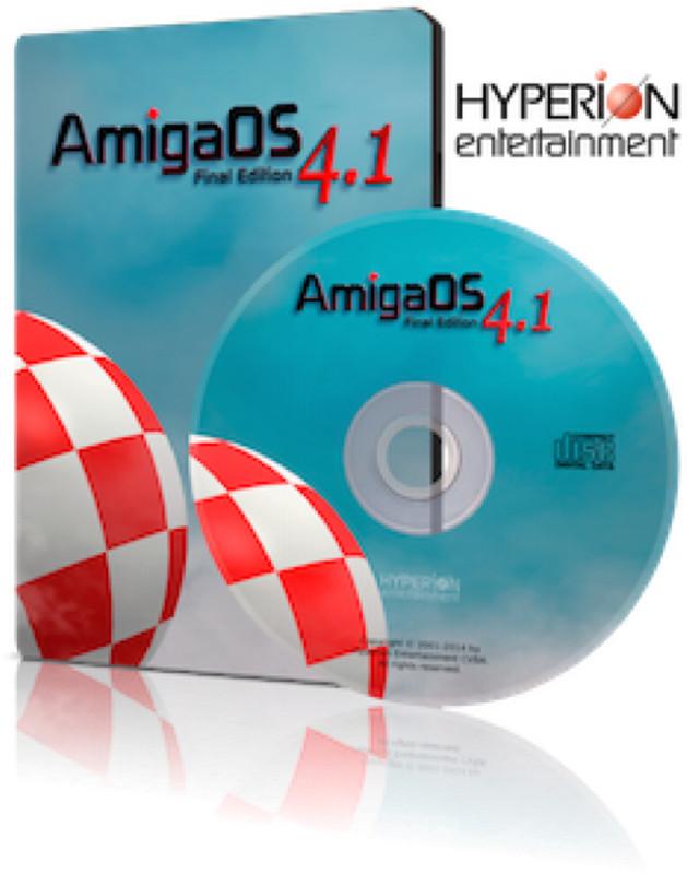 AmigaOS 4.1 Final Edition SAM 440
