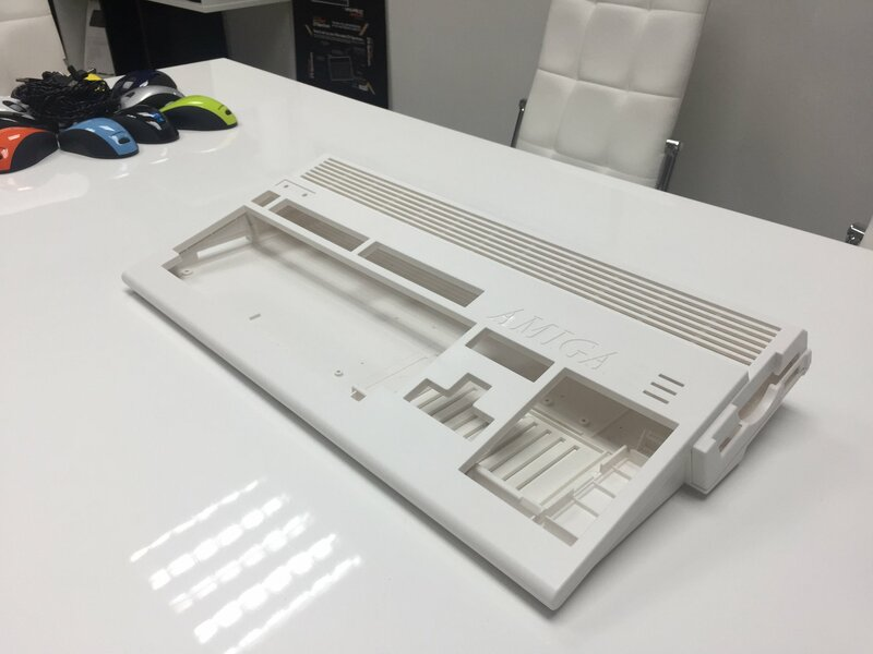 Amiga A1200 Case  White