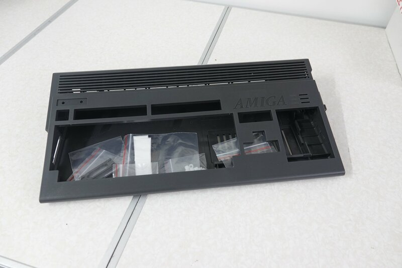 Amiga A1200 Case  Black