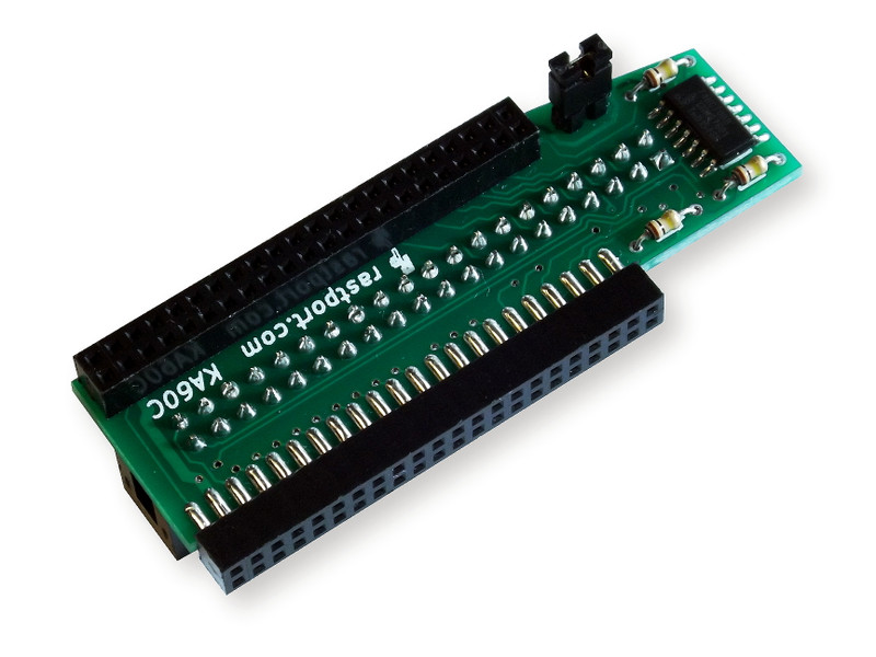 "KA 60 – Dual port (2.5""/3.5"") IDE adapter for SD2IDE converter"