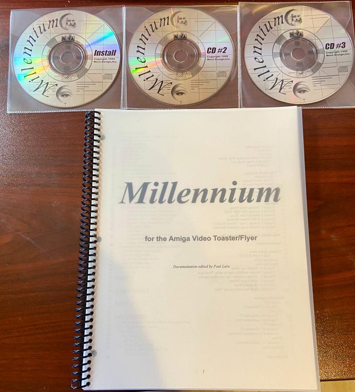 DiscreetFX's Millennium