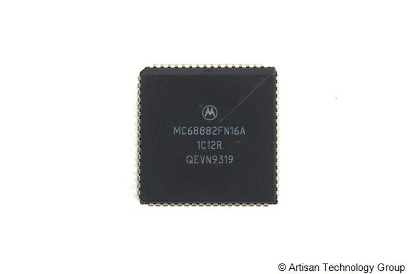 NEW  Motorola-68882FN16A