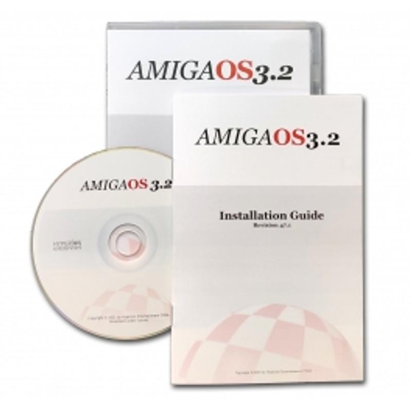 AmigaOS 3.2