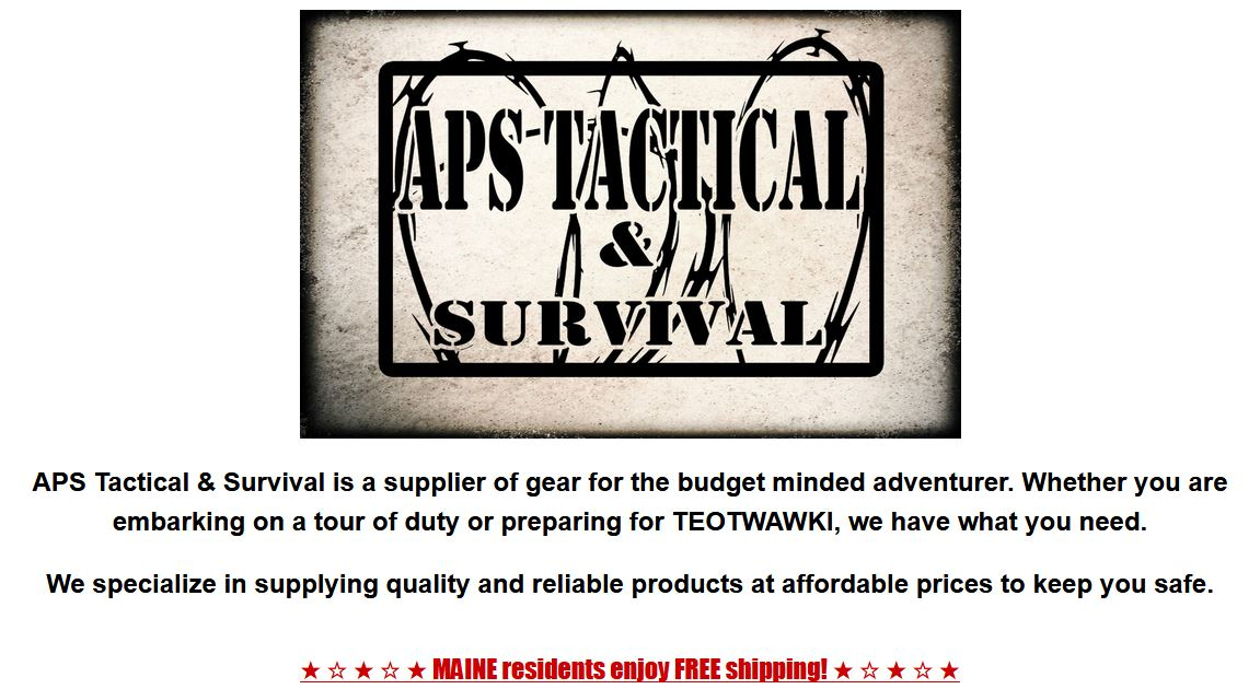 APS Tactical & Survival