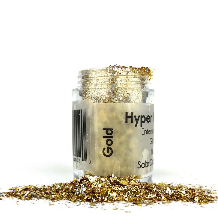 Hyper Holo® Flakes - Gold