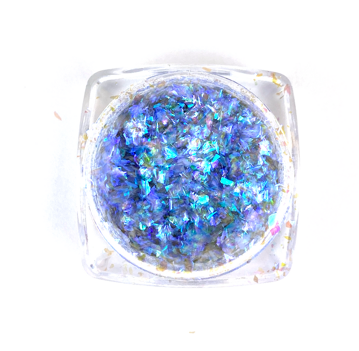 IllumiFlakes - Iridescent Color Shifting Flakes - Ultra Bright and Vibrant Flakes for Resin, Nails, Tumblers, and More!